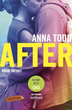 After. Amor infinit (Sèrie After 4)